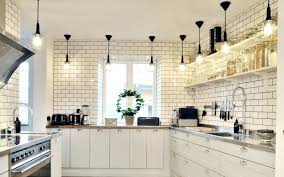 kitchen lighting ideas houzz sloped ceiling drum table