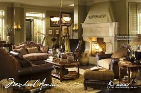 Michael Amini Living Room Sets by Western Living Room Furniture Classic Living Room Design