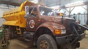 100 Commercial Truck Auctions 1995 International 4800 4 X 4 V Body Online