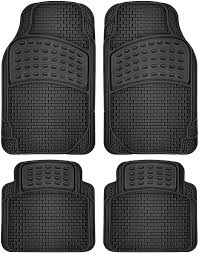 Amazon.com: OxGord Universal Fit Front/Rear 4-Piece Full Set Ridged ... 5 Types Of Floor Mats For Your Car New Auto Custom Design Suv Truck Seat Covers Set So Best Ever Aka Liner Anthonyj350 Youtube Ford Floor Mats For Trucks Amazoncom 3d In India Benefits Prices Top Brands Faqs On 14 Rubber Of 2018 Halfords Advice Centre Personalised Service 13 And Why You Need Them Autoguidecom Allweather All Season Fxible Rubber