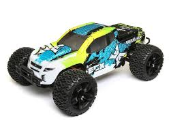 Ruckus 1/10 2WD RTR Electric Monster Truck (Green/Blue) By ECX ... Traxxas Xmaxx 16 Rtr Electric Monster Truck Wvxl8s Tsm Red Bigfoot 124 Rc 24ghz Dominator Shredder Scale 4wd Brushless Amazing Hsp 94186 Pro 116 Power Off Road 110 Car Lipo Battery Wltoys A979 24g 118 For High Speed Mtruck 70kmh Car Kits Electric Monster Trucks Remote Control Redcat Trmt10e S Racing Landslide Xte 18 W Dual 4000 Earthquake 8e Reely Core Brushed Xs Model Car Truck