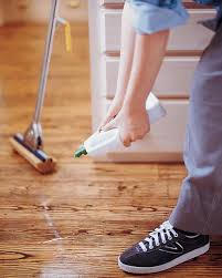 Steam Cleaning Old Wood Floors by How To Care For Your Flooring Martha Stewart