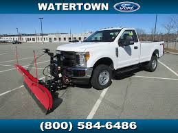 2017 New Ford Super Duty F-250 SRW XL 4WD Reg Cab 8' Box At ...