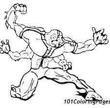 Ben 10 Coloring Pages Games 11 Ultimate Alien Page