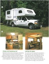 2001 ALP Adventurer Truck Campers Brochure | RV Literature In The Spotlight The Unimog U500 And Phoenix Flatbed Popup Rugged Offroad Camper Sports A Surprisingly Fancy Interior Curbed It Seems Unlikely That Review Of Hardside Basement Truck Lance 650 Truck Camper Campers Pinterest Lancing Fc Corner Adventure Burly Adventure Is Prepped To Go Offgrid Adventurer Model 80rb 2001 Alp Brochure Rv Literature 80gs 2014 Used Lp Adventurer 86sbs In Utah Ut Review Wolf Creek 850