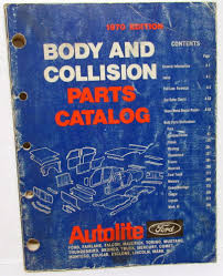 100 Ford Truck Body Parts Part Catalog Flashback F100 39 S New Arrivals Of