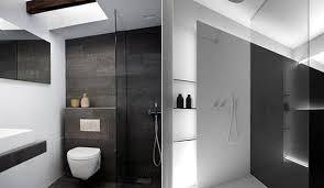 bad modern gestalten mit licht modernes badezimmer design in