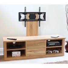 tv cabinet and stand ideas light oak tv stands flat screen