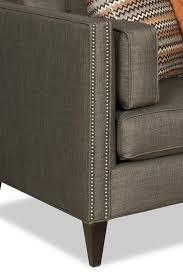 Sam Moore Leather Sofa by Eaton 7025 By Sam Moore Belfort Furniture Sam Moore Eaton Dealer