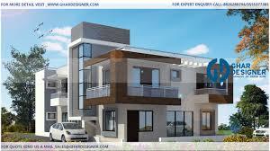 100 Duplex House Design GD01092457 SQFT 39 X 63 DUPLEX HOUSE PLANS