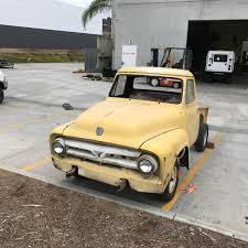 Need Help With Where To Buy Parts For My 1953 Ford F100 ... 1950 Ford F1 Farm Truck Photo Image Gallery 1976 F100 Snow Job Hot Rod Network Posies Rods And Customs Super Slide Springs Street Parts 671972 Custom Vintage Air Ac Install Classic Clackamas Auto On Twitter 1956 4x4 Clackamasap Old And Accsories 1978 Ford F150 Fully Stored Red Truck 4x4 Short Wheel Base Reg Cab Famous Antique For Sale Illustration Cars Ideas Car Montana Tasure Island