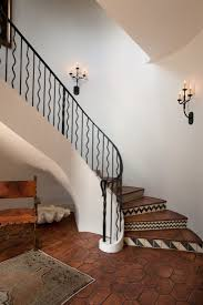 This Railing Style | Spanish Inspiration Board | Pinterest | Tile ... Banister Definition In Spanish Carkajanscom 32 Best Spanish Colonial Home Design Ideas Images On Pinterest Banisters Meaning Custom Stair Parts Mobile Stunning Curved 29 Staircase For Style Home 432 _ Architecture Decorative Risers With Designs For All Tastes The Diy Smart Saw A Map To Own Your Cnc Machine Being A Best 25 Wrought Iron Railings Ideas 12 Stair Railing Renovation