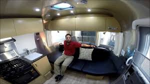 100 Cloud Trailer Walk Through 2015 Airstream Flying 19C Bambi Travel
