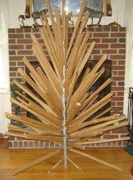 Evergleam Aluminum Christmas Tree For Sale by Vintage Aluminum Christmas Tree And Color Wheel Original Boxes