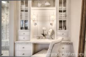 Small Bathroom Vanities With Makeup Area by Brilliant Bathroom Vanity With Makeup Counter Traditional Bathroom