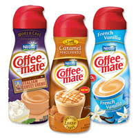 We Have A New Coupon For 100 Off 1 NESTLE COFFEE MATE Liquid Creamer I Really Enjoy The Holiday Flavors Like Eggnog Latte Gingerbread