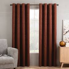 Mint Curtains Bed Bath And Beyond by Buy Rust Curtains From Bed Bath U0026 Beyond