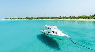 palm island maldives grosse insel ohne wasserbungalows