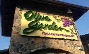 Olive Garden Fan