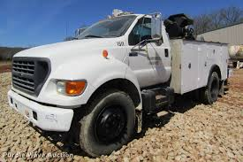 100 F650 Ford Truck 2000 Service Truck Item DC4323 SOLD May 3 Con