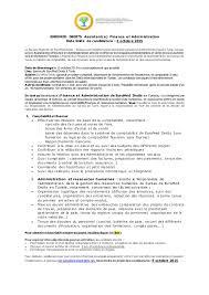 bureau d emploi tunis offre d emploi assistant finance et administration remdh tunis