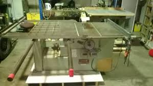 assorted woodworking machinery see below for pricing