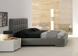 Grey Modern King Size Bed How to Measure Modern King Size Bed