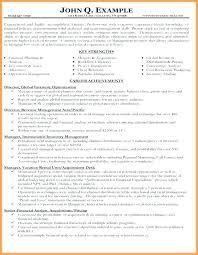 Core Competencies Resume List Of Examples
