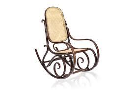 100 Woven Cane Rocking Chairs Schaukelstuhl Chair By Gebruder Thonet Vienna For Gebruder