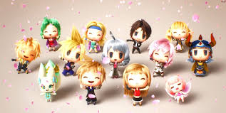 Final Fantasy Theatrhythm Curtain Call by World Parade Final Fantasy Wiki Fandom Powered By Wikia