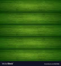Dark Green Wooden Planks Texture Vector Image