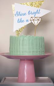 DIY Tiered Cake Stand Evite