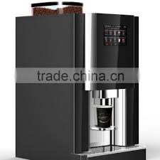 ES3C Fully Automatic Table Top Commercial Espresso Coffee Maker Machine Professional With Grinder