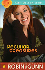 Peculiar Treasures Katie Weldon Series Book 1
