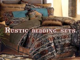 Rustic Bedroom Comforter Sets
