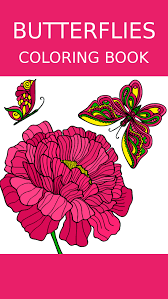Clever 3 Benefits Adult Coloring Therapy Butterfly Book For Adults Free Art Within