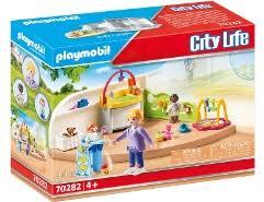 playmobil city fröhliches kinderzimmer 9270
