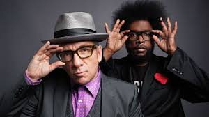 Wilco Tiny Desk Setlist by Elvis Costello And The Roots On World Cafe World Cafe Npr