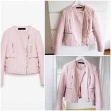 Jacket pastel pastel pink pastel jacket baby pink light pink