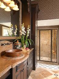 Tuscan Decorative Wall Tile by Best 25 Mediterranean Bathroom Ideas On Pinterest Mediterranean