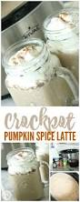 Pumpkin Spice Latte Keurig by Crockpot Pumpkin Spice Latte Recipe Passion For Savings