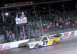 100 Truck Series Drivers NASCAR Driver Power Rankings After 2018 Eldora Dirt Derby