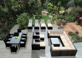 Restrapping Patio Furniture Houston Texas amazon com genuine ohana outdoor sectional sofa dining and