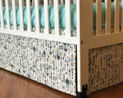 neutral crib bedding etsy