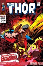 Collecting Thor Comic Books As Graphic Novels