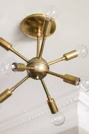 accessories new sputnik chandelier for lighting ceiling ideas
