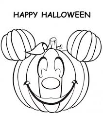Mickey Mouse Pumpkin Stencils Free Printable by Halloween Mickey Mouse Pumpkin Use This As The Template For Real