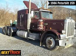 ThrowbackThursday Check Out This 1986 #Peterbilt 359 Sleeper. View ... Intertional Prostar Eagle Trucks Hpwwwxttruckonlinecom Rowbackthursday Check Out This 1994 Mack Ch613 View More Navistar Ships First Vocational Vehicles With 9 And 10 Liter Scr Truck Launches 124l A26 Engine Nexttruck Blog Freightliner Day Cab Hpwwwxtonlinecomtrucks Old Dominion Drives Its 15000th Off Assembly Super Cool Semi You Wont See Every 1984 Kenworth W900 Western Star Get Tough At The 2015 Work Show Employees Honor Fallen Military Heroes Through Ride For Freedom