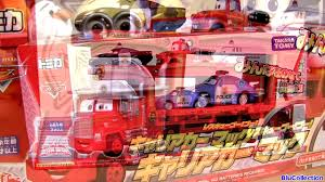 Mack Truck Hauler Tomica Rescue-Go-Go Takara Tomy DisneyPixarCars ...
