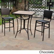 Bar Height Bistro Patio Set by Best 25 Bar Height Patio Set Ideas On Pinterest Stone Bbq Bbq